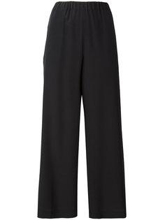 укороченные брюки прямого кроя Aspesi