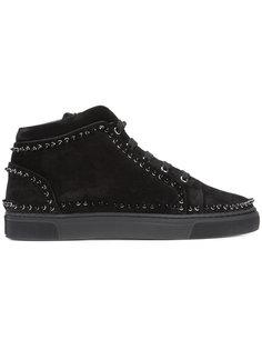 studded hi-top sneakers  Louis Leeman