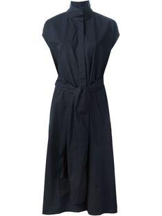 платье миди с узлом спереди  Sofie Dhoore