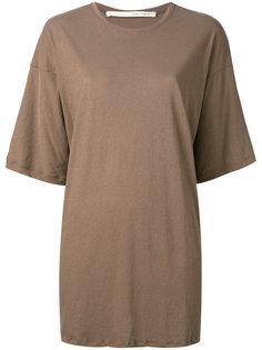 thumbhole slim-fit T-shirt Isabel Benenato