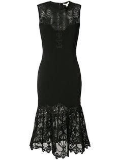 fishtail lace dress Jonathan Simkhai