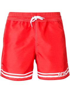 drawstring swim shorts Gcds