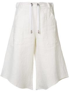 Melody cropped trousers  Wanda Nylon
