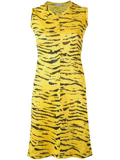 tiger print dress Aries