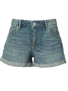 denim shorts Paige