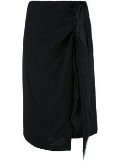 draped skirt Masscob