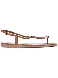 toe-post sandals Sergio Rossi