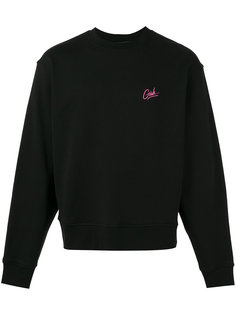 embroidered sweatshirt Alexander Wang