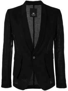 shawl lapel blazer Tom Rebl