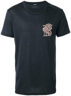 футболка Lion Balmain