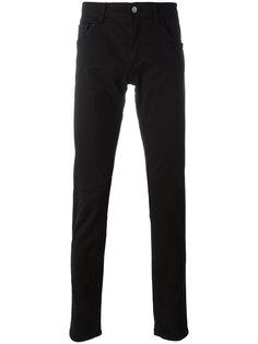 джинсы кроя слим с нашивкой Dolce & Gabbana