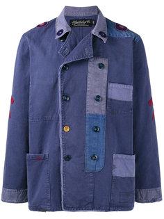 лоскутная куртка Neighborhood