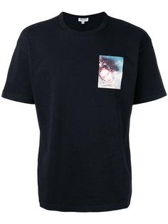 футболка с принтом Woman Kenzo