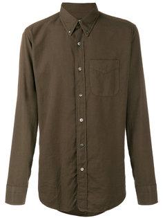 классическая рубашка кроя слим Tom Ford