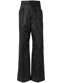 свободные брюки Rick Owens DRKSHDW