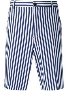 шорты в полоску Kenzo