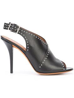 сандалии с заклепками Givenchy