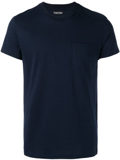 футболка с круглым вырезом Tom Ford