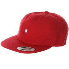 Бейсболка с прямым козырьком DC Skate Dcon Hat Chili Pepper