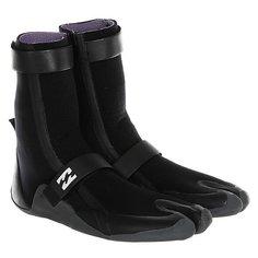 Гидроботинки Billabong Revolution 3mm Boot Black