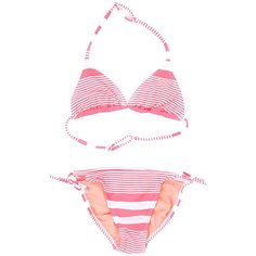 Купальник детский Roxy Dotsy Roxy Tri G Sunset Stripe Girl C