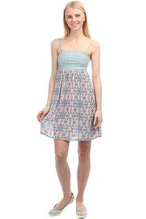 Платье женское Roxy Crystallight Marshmallow Land Of
