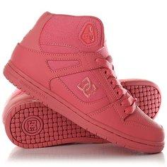 Кеды кроссовки высокие женские DC Shoes Rebound High Desert