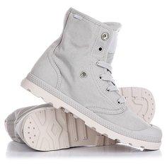 Ботинки высокие женские Palladium Baggy Low Lp Tw Vapor/Cement Grey
