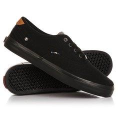 Кеды кроссовки низкие Wrangler Legend Board Black