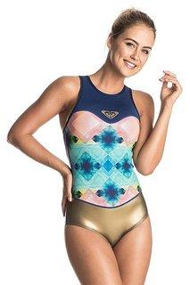 Купальник женский Roxy 1m Pop Rc Bik Blue Depths
