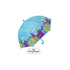 "Зонт детский ""Домики"", 46 см. Mary Poppins"