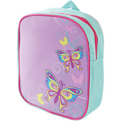 "Рюкзак ""Бабочки"" 24*8*27см. Mary Poppins"