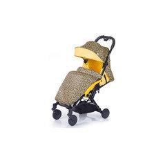 Прогулочная коляска AMBER (2017), Babyhit, жёлтый