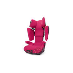 Автокресло Transformer X-BAG, 15-36 кг., Concord, Rose Pink