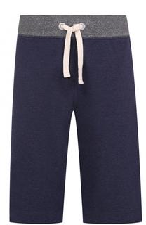 Хлопковые шорты свободного кроя Parajumpers