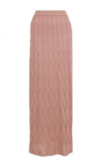 Вязаная юбка-макси M Missoni