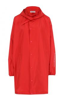 Куртка свободного кроя с капюшоном Balenciaga