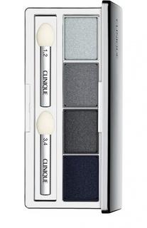 Четырёхцветные тени для век Smoke and Mirrors Clinique