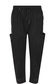 Укороченные брюки с заниженной линией шага Y-3