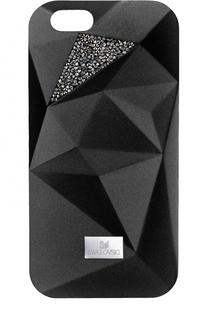 Чехол для iPhone 7 Facets с графичным принтом Swarovski