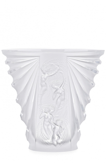 Ваза Naiades Lalique