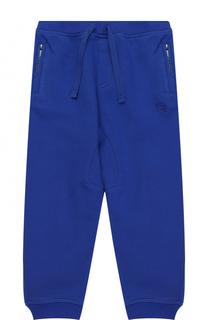 Спортивные брюки с манжетами Burberry