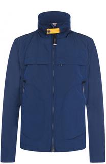 Куртка на молнии с воротником-стойкой Parajumpers