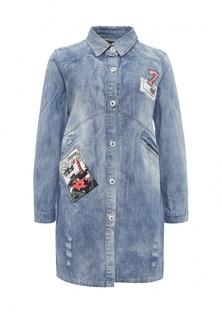 Куртка джинсовая QED London