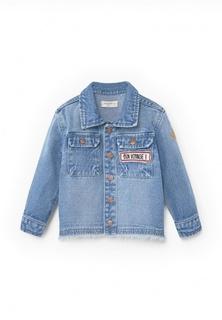 Куртка джинсовая Mango Kids