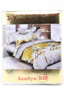 Постельное бельё 1,5 сп. 70x70 Французский стиль