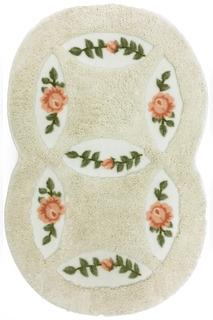 Коврик для ванной 56х86 Jardin