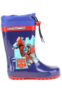 Резиновые сапожки Transformers