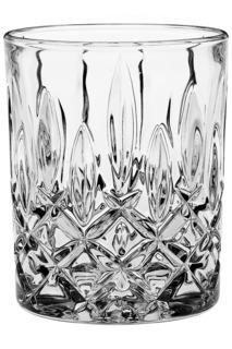 Стакан для виски 270 мл, 6 шт CRYSTAL BOHEMIA