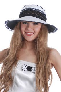 Шляпка летняя Cиринга